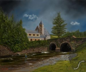 Fly Fishing Nire Church Co Waterford