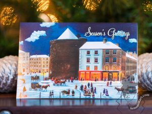 Waterford Christmas Card Set